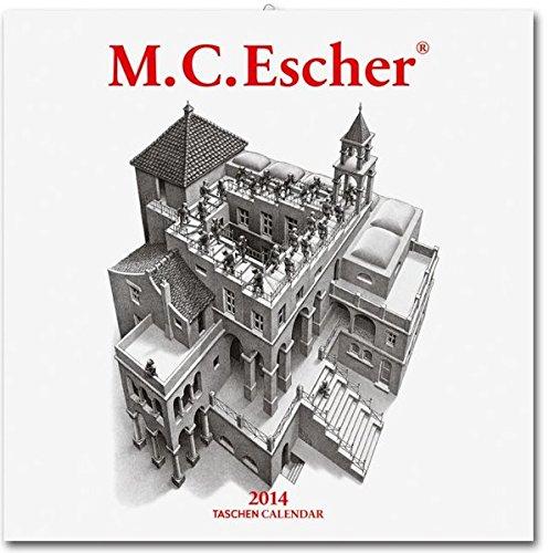 Escher - 2014: Wandkalender (Wall Calendar 2014)