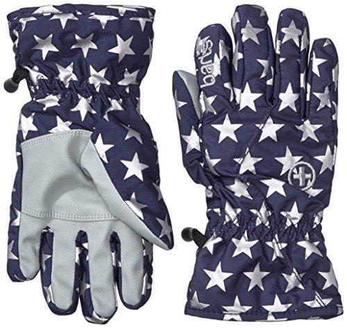 Barts Kids Handschuhe, blau (Blue stars),5 (8-10 Jahre)