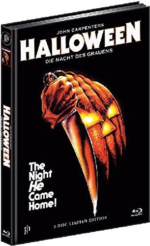 Halloween 1 - Die Nacht des Grauens - Mediabook  (+ DVD) [Blu-ray] [Limited Edition]