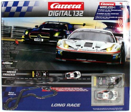 Carrera Digital 132 - 20030160 - Véhicule Miniature et Circuit - Long Race