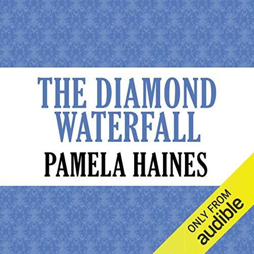 The Diamond Waterfall audiobook cover art