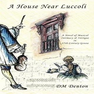 A House Near Luccoli audiobook cover art