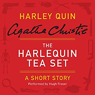 The Harlequin Tea Set cover art