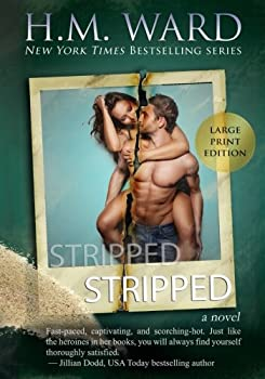 Paperback Stripped: The Ferro Family, Large Print Edition [Large Print] Book