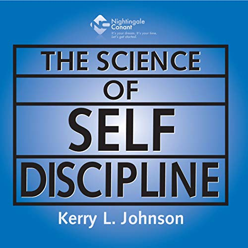 The Science of Self Discipline  By  cover art