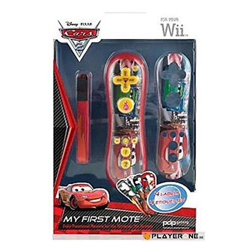 PDP-Ma premiere Wii Remote + 4 façades Cars