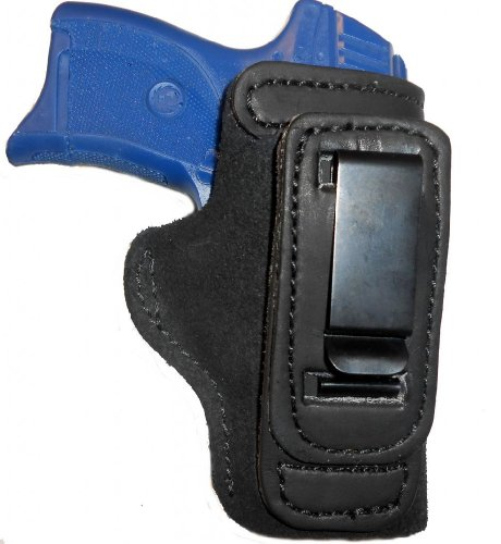 Pro Carry Ruger LC9 /w Lasermax Leather Gun Holster Shirt...