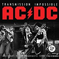 AC/DC Transmission Impossible (3 X CD SET) Melbourne '74, San Fran '77, Nashville '78 + Bonus TV Cuts by Ac/Dc
