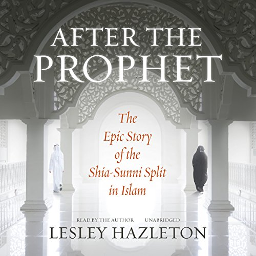 After the Prophet audiobook cover art