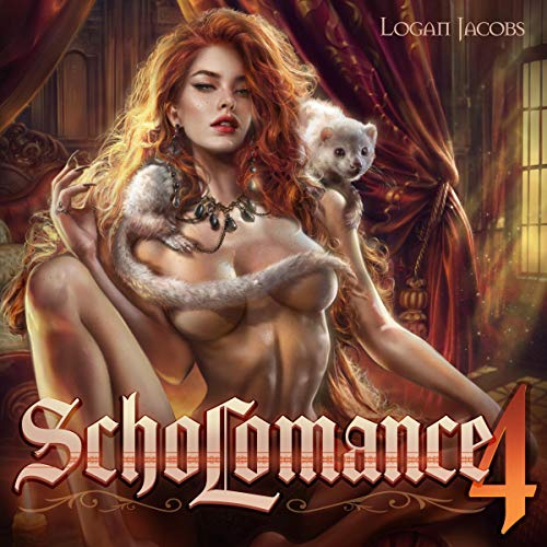 Scholomance 4 cover art