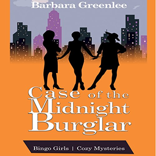 Case of the Midnight Burglar audiobook cover art