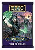 White Wizard Games Epic Card Game: Uprising - Will of Zannos - English