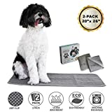 Trendy Den Creations Puppy Pads Washable Pee Pads for Dogs - Reusable Puppy