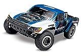 Traxxas Slash XL-5 1/10 2WD (TQ/8.4V/DC Chg) (TRX58034-1) BLUE & WHITE