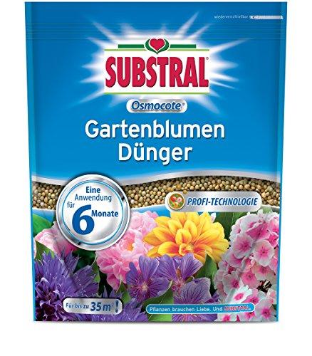 SCOTTS Substral® Osmocote Gartenblumen Dünger, 1,5 kg