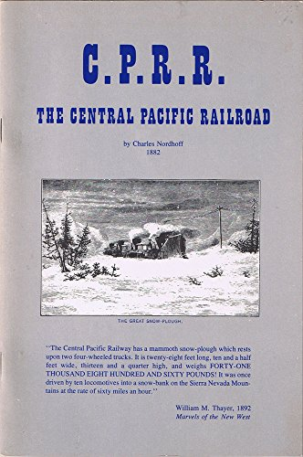 Title: CPRR The Central Pacific Railroad