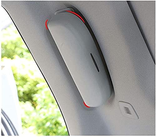 Auto Zonnebril Case Houder Bril Box Opbergdozen Fit voor Jeep Renegade Compass Grand Commander 2015-2020 Accessoires iteration