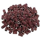 Vegena - Manicotti abrasivi, 300 pezzi, nastri abrasivi per levigatura, 180 pollici, per fresa unghie, manicure, pedicure, nail art
