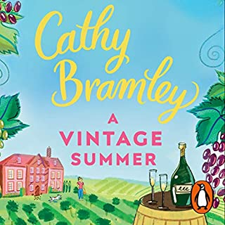 A Vintage Summer                   By:                                                                                                                                 Cathy Bramley                               Narrated by:                                                                                                                                 Colleen Prendergast                      Length: 12 hrs and 30 mins     31 ratings     Overall 4.8