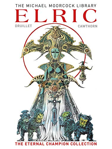 Elric: The Eternal Champion Collection (Michael Moorcock Library) steampunk buy now online