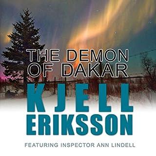 The Demon of Dakar cover art