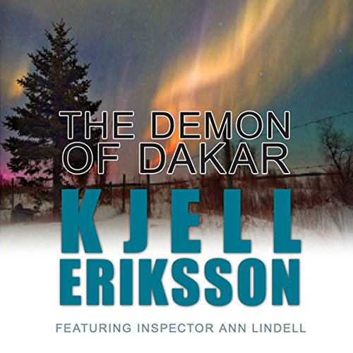 The Demon of Dakar cover art