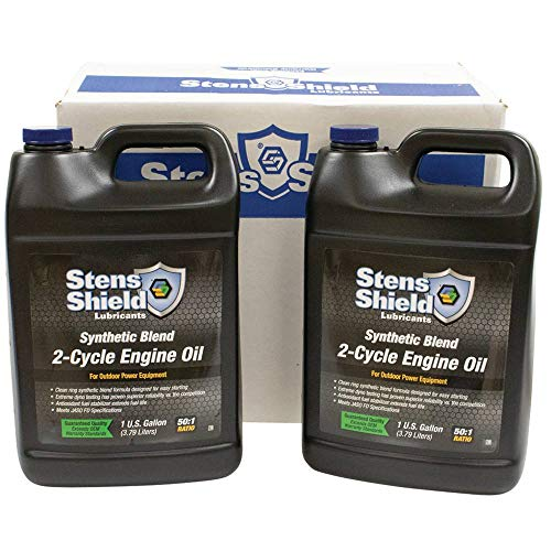 Stens New 2-Cycle Engine Oil for Universal Products, 770-102