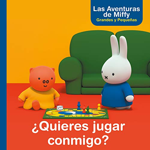¿Quieres jugar conmigo? (Las aventuras de Miffy. Primeras lecturas)