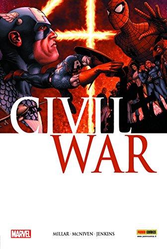 Civil war. Marvel Omnibus (Vol. 1)