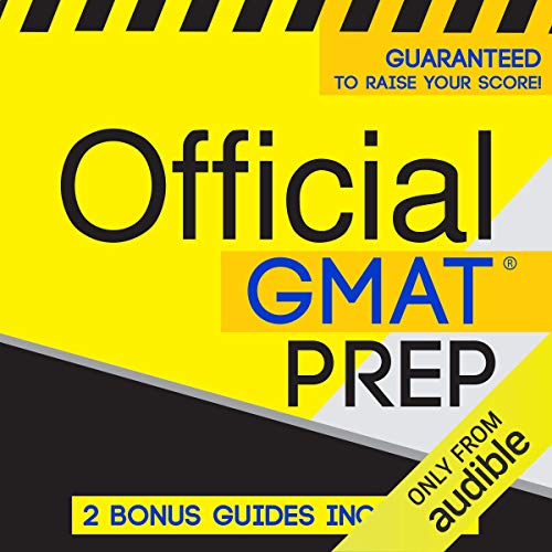 Official GMAT Prep Titelbild
