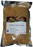 Especias Pedroza Jengibre deshidratado glaseado dados - 1 kg