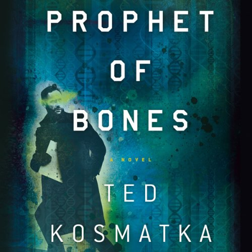 Prophet of Bones audiobook cover art