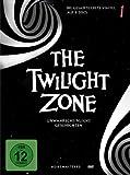 The Twilight Zone: Unwahrscheinliche Geschichten - Die gesamte erste Staffel [6 DVDs]