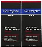 Triple Protect Face Lotion,SPF 20, 1.7 oz, 2 pk