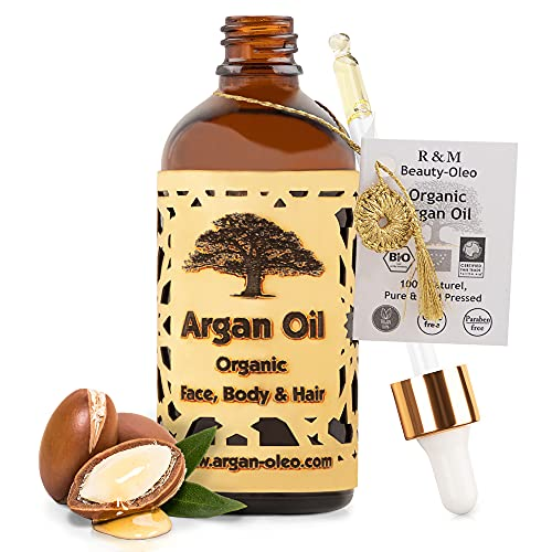 R&M Beauty-Oleo -  R&M Arganöl Bio