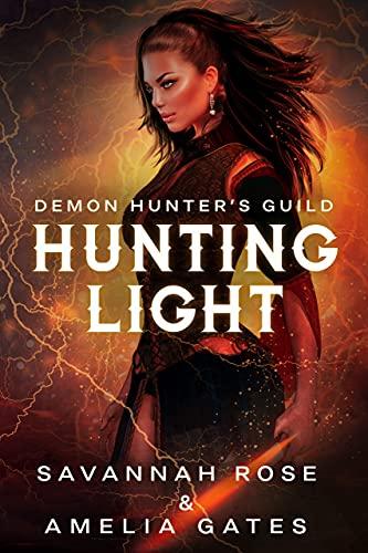 Hunting Light: Fantasía romántica (Enamorada del diablo nº 2)