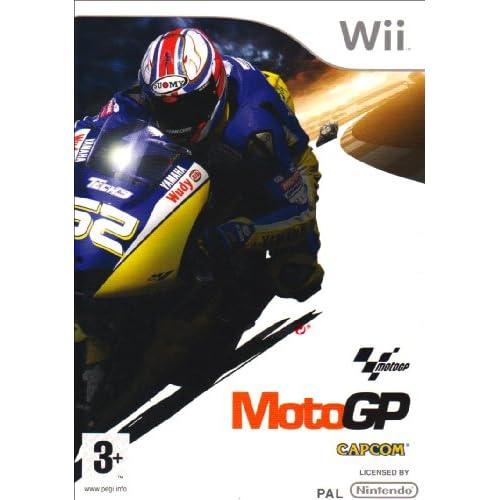 MotoGP 08 (Nintendo Wii)