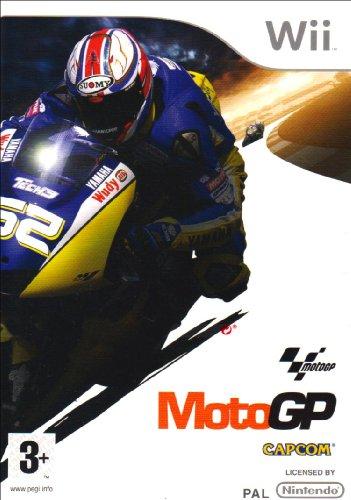MotoGP 08 (Nintendo Wii) [import anglais]