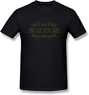 keane hopes and fears t shirt