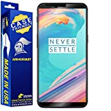 ArmorSuit MilitaryShield [Case Friendly] Screen Protector for OnePlus 5T - Anti-Bubble HD Clear Film