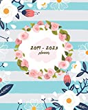 2019-2023 Planner: Monthly Schedule Organizer, 60 Months Calendar Planner Agenda with Holidays (Lovely Bloom Cover)