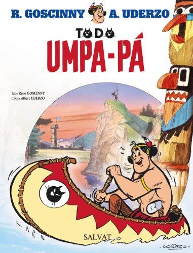 Todo Umpa-pá (Castellano - A Partir De 10 Años - Cómic Y Novela Gráfica - Otros Cómics)