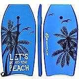 COSTWAY Bodyboard, Schwimmbrett Schwimmboard, Surfbrett Kinder und...