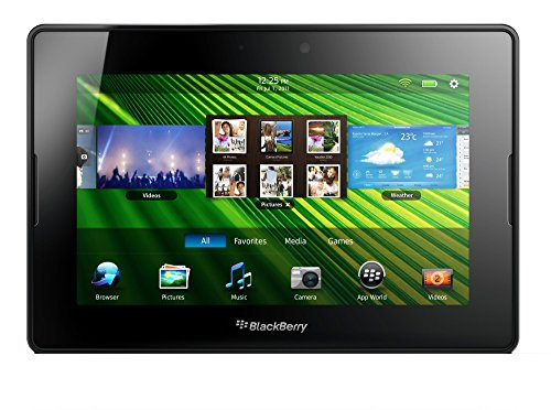 BlackBerry PlayBook 32GB 7' Multi-Touch Tablet PC with 1 GHz Dual-Core Processor, 5MP Camera and Secondary 3MP Camera, Video, GPS, Wi-Fi and Bluetooth - Black