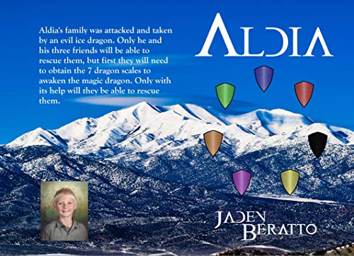 Aldia (English Edition)
