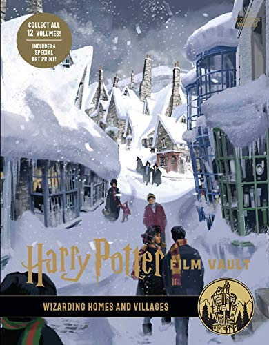 Harry Potter: Film Vault: Volume 10: Wizarding Homes and Villages (Harry Potter Film Vault) (English Edition)