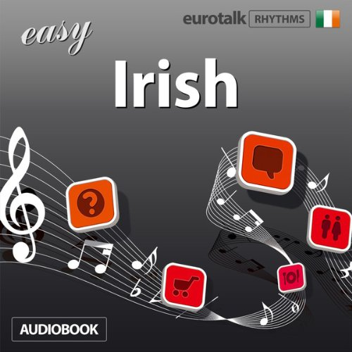 Rhythms Easy Irish audiobook cover art