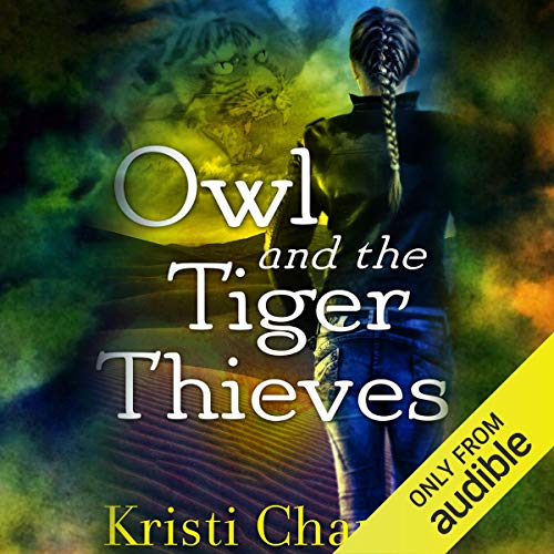 Couverture de Owl and the Tiger Thieves
