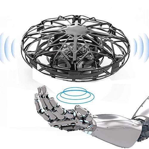 Mini UAV Adecuado para niños con control de cuatro personas con control de cuatro sensores Separador volador-360 ° Sensación