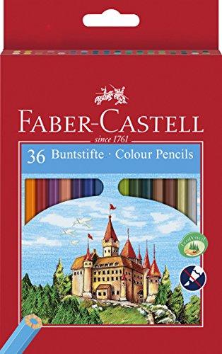 Faber-Castell 120136 - Buntstifte